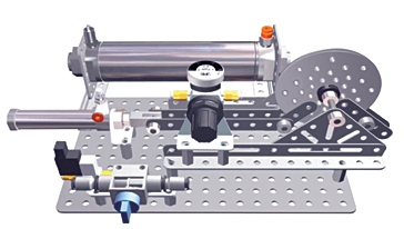 pneumatics trainer gears educational systems