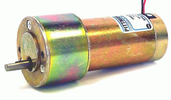 Gear Head Motor 65 5 1 From Ametek Pittman